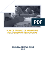 Ppt Plan de Apoyo Docente Narrativas
