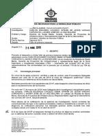 Fallo de la Procuraduría en caso de Carlos Caicedo