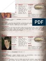 Personagens Estudantes (Savage Worlds)