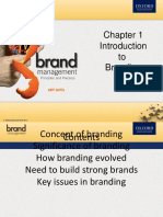 Introduction to Branding