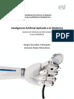 IA aplicada a Medicina