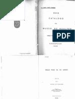 guía catálogo museo de hualpén