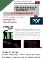 ANÁLISIS DE ESTABILIDAD DE TALUDES KM 20+480