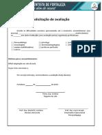 Encaminhamento solicitação de avaliação.docx