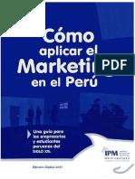 Cómo aplicar el marketing en el Perú