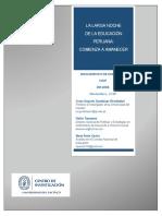 La larga noche de la educación peruana