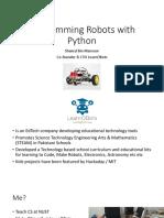 Robots python