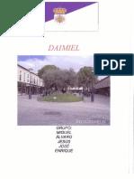 Reportaje Daimiel (Miguel - Alvaro - Jesús - José - Enrique)