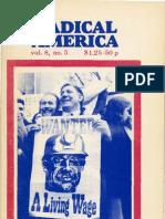 Radical America - Vol 8 No 5 - 1973 - September October