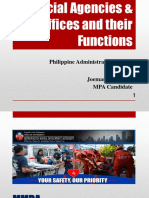 Special Agencies & Offices and their Functions.pptx