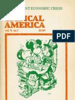 Radical America - Vol 9 No 1 - 1974 - January February