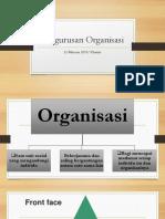 Pengurusan Organisasi