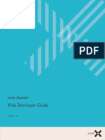 FusionLiveAssist_Web Developer Guide_v1.37.pdf