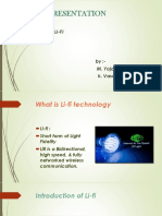 Lifi Ppt Slides