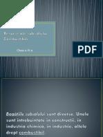 prezentare resurse ala solului si subsolului
