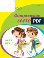 COMPRENSIÓN LECTORA -  6TO GRADO.pdf