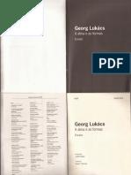 LUKÁCS,  Georg. A alma e as formas..pdf
