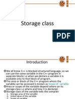 3.Lecture 2-Storage Class