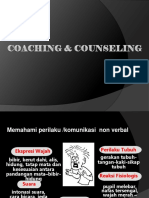 Couching Counseling