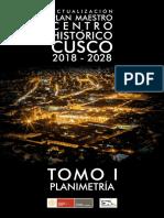 Planos Plan Maestro del Centro Historico del Cusco - TOMO-I.pdf