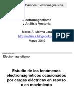 01 Electromag Analisis Vectorial