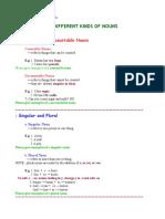 Lesson 02 - Nouns