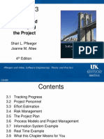 CS499 03 Planning and Managing the Project