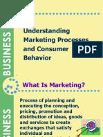 1. Understanding Marketing Processes and Consumer Behavior (1)