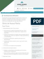 Guía del proceso edificatorio - COAATGR
