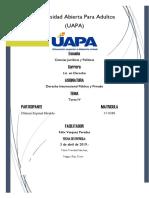 TAREA IV DERECHO INTERNACIONAL PUBLICO Y PRIVADO.docx
