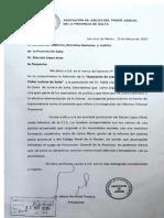 Asociación de Jueces del Poder Judicial de la Provincia de Salta