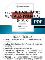 Test de Habilidades Mentales Primarias