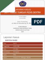 Soft Tissue Tumor_Corina_dr. Bakri Sp.B