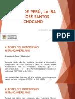 Powerpoint José Santos Chocano