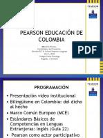 Presentación Colegio Santo Domingo