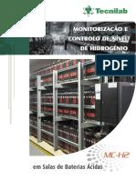 Monitorização Sala Baterias