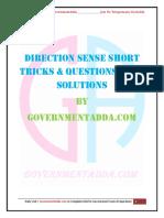 Direction-Sense-Pdf-By-Governmentadda.pdf