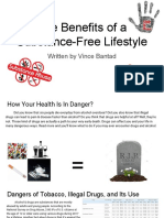 substance-free lifestyle psa