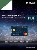BFL Platinum Choice Supercard FAQs 23012018