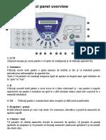 Fax T104 butoane