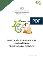 COLECCIÓN DE PROBLEMAS solucionados para OLIMPIADAS de QUIMICA.pdf