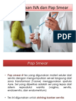 Pemeriksaan IVA Dan Pap Smear