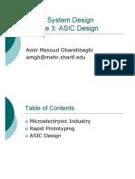 3- ASICDesign