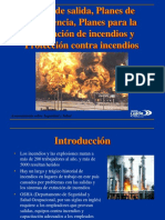 Exit Routes, Emergency Action Plans, Fire Prevention Plans, Fire Protection_Spanish