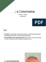 Colorimetria Aula