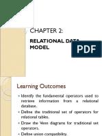 CHAPTER 2 (Relational Algebra).ppt