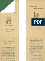 Institut Osiris - Votre chance et vous.pdf