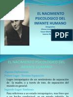 Expo 3_El Nacimiento Psicológico Del Infante Humano