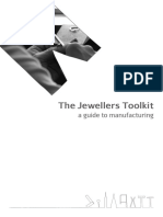 The Jewellers Toolkit - A Guide to Manufacturing