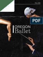 Oregon Ballet Theatre Campaign (Concept)